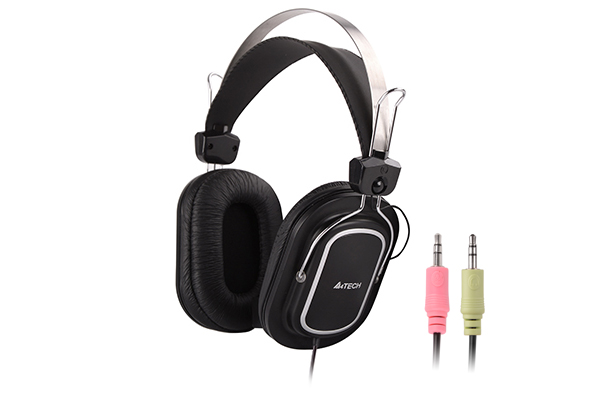 Image result for A4Tech Wired Headset (HS-200)